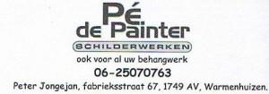 pe de painter